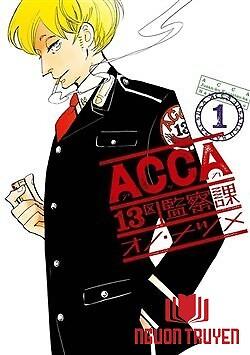 Acca - Cục Thanh Tra 13 Bang - Acca - Cuc Thanh Tra 13 Bang