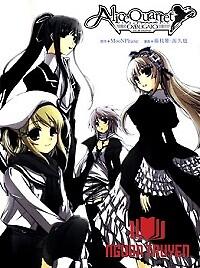 Alice Quartet - Alice Quartet