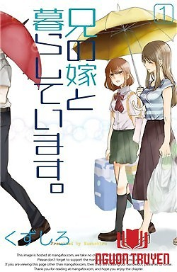 Ani No Yome To Kurashite Imasu - Living With My Brother's Wife; Sống Chung Với Vợ Của Anh Trai