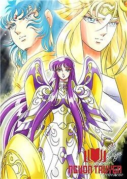 Áo Giáp Vàng: Zeus - Saint Seiya: Zeus Chapter