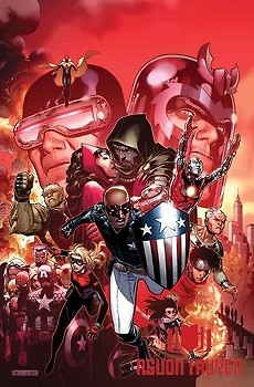 Avengers: The Children's Crusade - Avengers: The Children's Crusade
