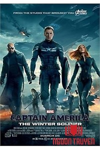 Captain America - The Winter Soldier - Captain America - The Winter Soldier