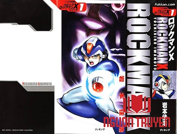 Chiến Binh Thế Giới Ảo X - Series - Megaman X - Series