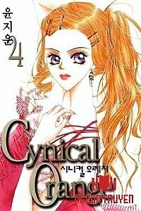 Cynical Orange - Quả Cam Thủy Tinh - Cynical Orange - Qua Cam Thuy Tinh
