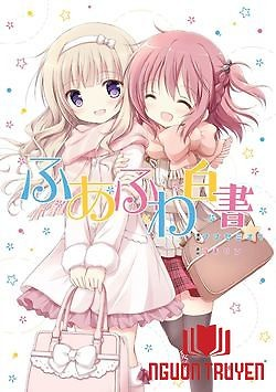 Fluffy White Paper - Fuafuwa Hakusho, Fua Fuwa Hakusho, Fuwa Fuwa Hakusho, This Love's Distance Is 0 Millimeter