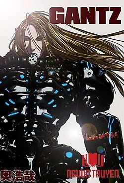 Gantz Full Color - Gantz Full Colors