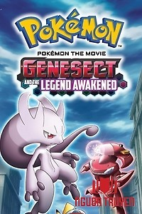 Genesect And The Legend Awakened - Genesect And The Legend Awakened