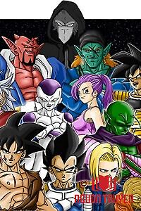 Giải Đấu Giữa Các Vũ Trụ Song Song - Dragonball Multiverse; 7 Viên Ngọc Rồng - Giải Đấu Giữa Các Ngân Hà; Bảy Viên Ngọc Rồng