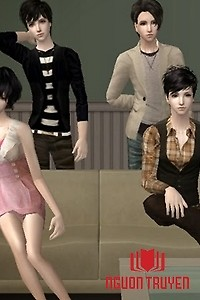 God Must Be Crazy [Truyện Sims] - God Must Be Crazy [Truyen Sims]