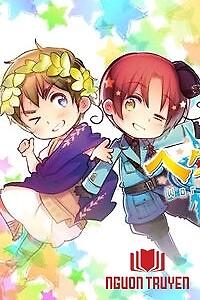Hetalia World ☆ Stars - Hetalia World ☆ Stars