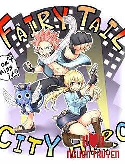 Hội Pháp Sư Anh Hùng Thành Phố - Fairy Tail City Hero