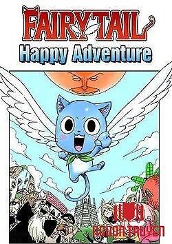 Hội Pháp Sư: Chuyến Phiêu Lưu Kì Thú Của Happy - Fairy Tail: Happy's Great Adventure