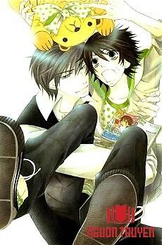 Junjou Romantica Và Câu Chuyện Lẻ Tẻ - Junjou Romantica Va Cau Chuyen Le Te