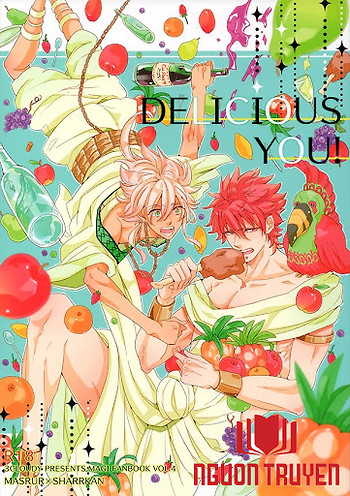 Magi Dj - Delicious You! - Magi Dj - Delicious You!