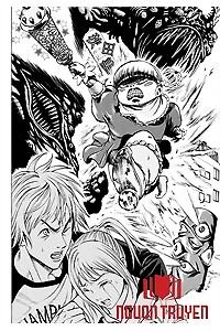 Mahou Shoujo Of The End Vs Hakaijuu Vs Versus Earth - Mahou Shoujo Of The End Vs Hakaijuu Vs Versus Earth
