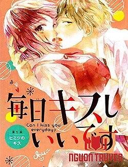 Mainichi Kiss Shite Ii Desu Ka? - Can I Kiss You Every Day?