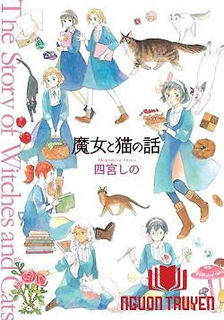 Majo To Neko No Hanashi - The Story Of Witches And Cats, 魔女と猫の話