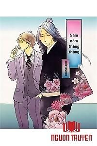 Năm Năm Tháng Tháng - Nennen Saisai - 年々彩々; Derashine No Hana; Kingyo Sukui; Nennen-Saisai Thể Loại: Supernatural Yaoi