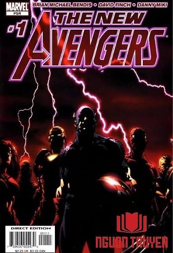New Avengers - New Avengers