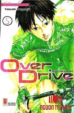 Over Drive - Đường Đua Bão Táp