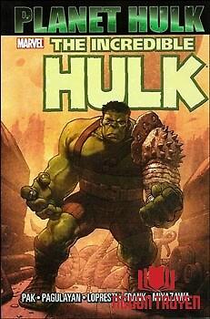 Planet Hulk - Planet Hulk