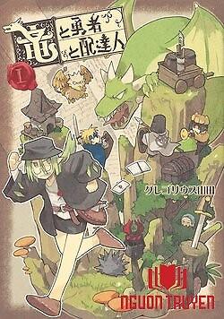 Rồng, Anh Hùng, Và Người Đưa Thư - The Dragon, The Hero, And The Courier, Ryuu To Yuusha To Haitatsunin