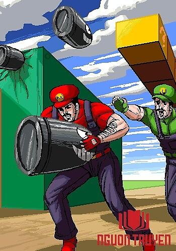 Super Mario Kun - Super Mario Kun