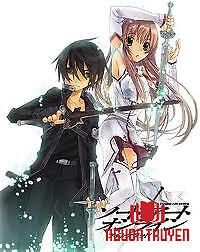 Sword Art Online - Đao Kiếm Thần Vực - S.a.o