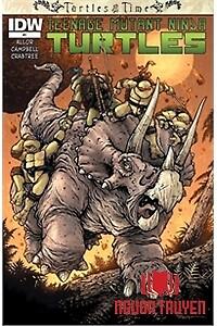 Teenage Mutant Ninja Heroes: Turtles In Time - Tmnt