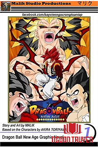 Thế Giới Ngọc Rồng New Age - Dragon Ball New Age; 7 ( Bảy ) Viên Ngọc Rồng