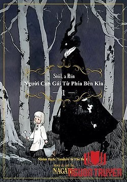 The Girl From The Other Side - Totsukuni No Shōjo; Người Con Gái Từ Phía Bên Kia; とつくにの少女;