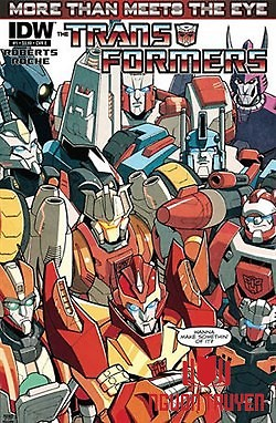 The Transformers: More Than Meets The Eye - The Transformers: More Than Meets The Eye