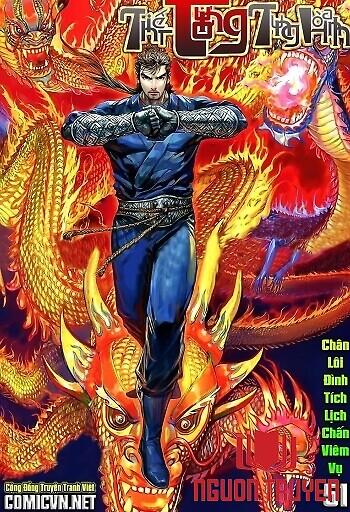 Thiết Tướng Tung Hoành - Thiet Tuong Tung Hoanh