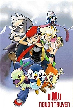 Thú Cưng Đặc Biệt: Diamond & Pearl - Pokemon Special: Diamond-Pearl