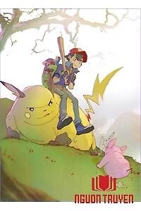 Thú Cưng Đặc Biệt: Dou - Pokemon Philatelic: Dou