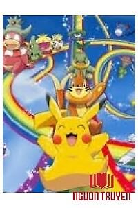 Thú Cưng Đặc Biệt Phần 3 - Pokemon Special Story 3: Ruby & Sapphire