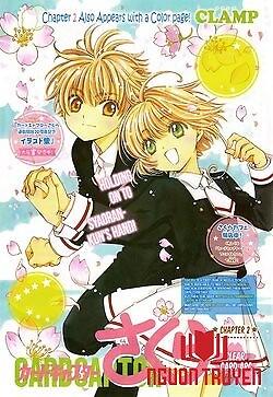 Thủ Lĩnh Thẻ Bài 2: Card Captor Sakura 2 - Sakura