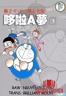 Truyện Ngắn Doraemon Mới Nhất - Doraemon
