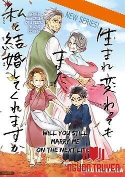 Will You Marry Me Again If You Are Reborn? - Umarekawatte Mo Mata, Watashi To Kekkon Shite Kuremasu Ka?,umarekawatte Mo Mata, Watashi To Kekkon Shite Kuremasu Ka, 生まれ変わってもまた、私と結婚してくれますか