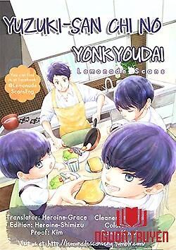 Yuzuki-San Chi No Yon Kyoudai - Yuzuki-San Chi No Yon Kyoudai