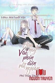 Hôm Nay Vai Phản Diện Rất Ngoan - Hom Nay Vai Phan Dien Rat Ngoan