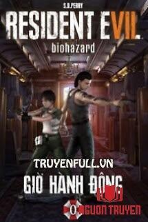 Resident Evil 0 - Giờ Hành Động - Resident Evil 0 - Gio Hanh Đong