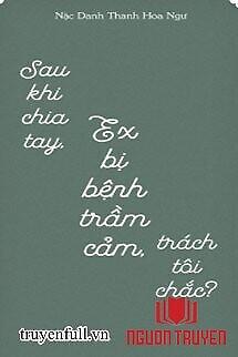 Sau Khi Chia Tay, Ex Bị Bệnh Trầm Cảm, Trách Tôi Chắc? - Sau Khi Chia Tay, Ex Bi Benh Tram Cam, Trach Toi Chac?