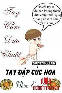 Tay Cầm Dưa Chuột Tay Đập Cúc Hoa - Tay Cam Dua Chuot Tay Đap Cuc Hoa