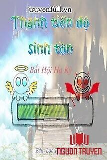 Thanh Tiến Độ Sinh Tồn - Thanh Tien Đo Sinh Ton